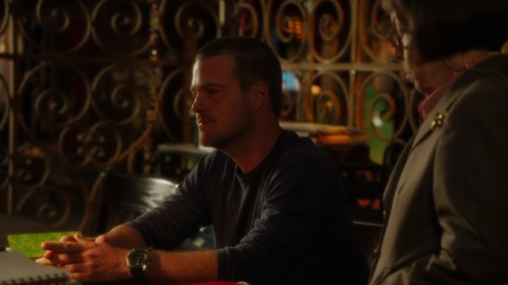 Will Callen ever find the answers he's looking for ??