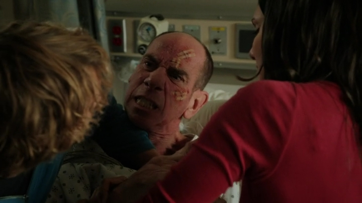Wow, creepy Granger !!