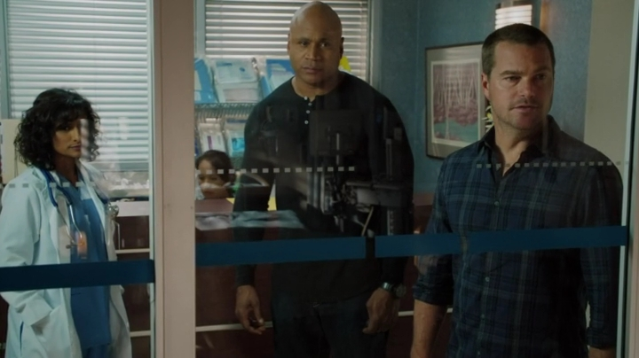 Interesting to see that Callen & Sam obviously did talk about Granger and his behaviour lately...