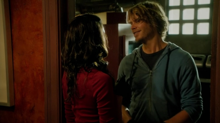 """Don't ever smell me again."" ""No promises."" Awesome #Densi !!"