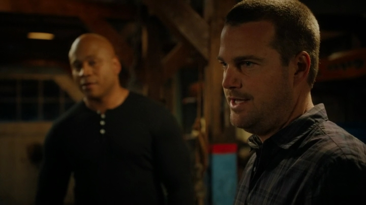 Anybody else squeed that Callen (!!) got the cue ??