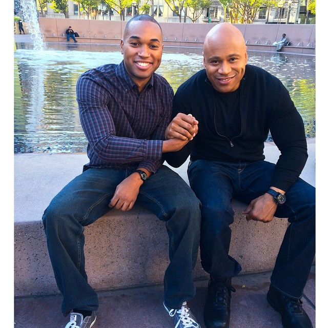 Meet Sam Hanna S Family On Ncis Los Angeles Christmas
