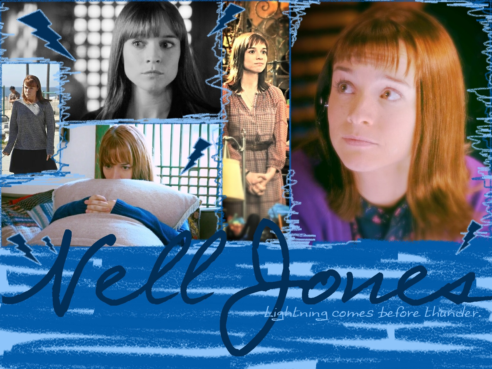 NCISLA MAGAZINE Nell Wallpaper jpeg