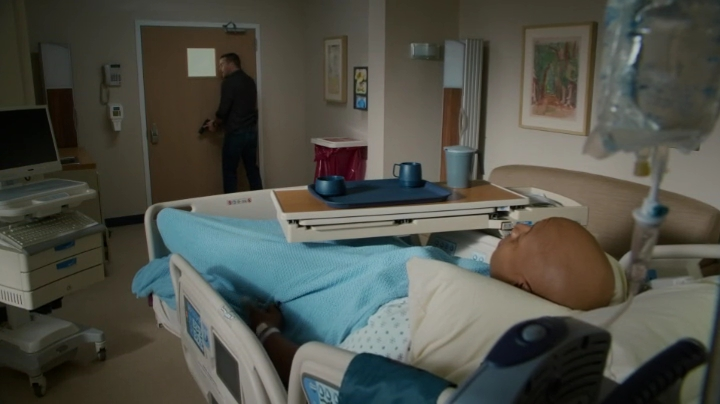 Bromancing in the hospital...