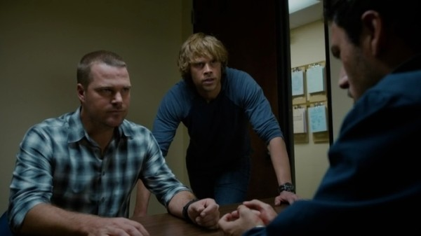 Callen & Deeks finally working together... and they are GOOD !!
