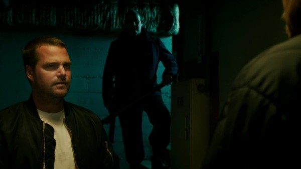 They are cornering Callen and I can 'feel it' through the screen... great job !!