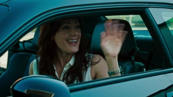 Sam let her drive... 0_0