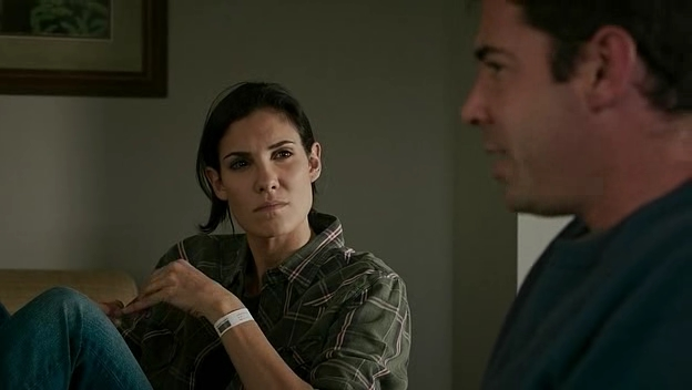 Kensi as a patient...