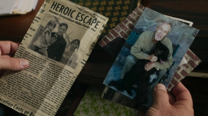 Wow, why does Arkady still have those newspaper clippings of Callen's dad ??