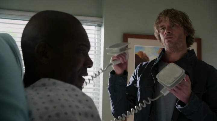 Gotta love Deeks' unconventional ways...