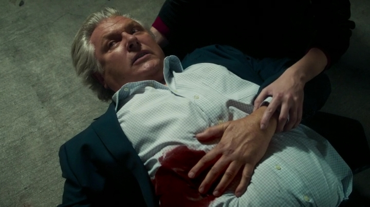 Arkady offering to stay behind to stall the police... *tears up*