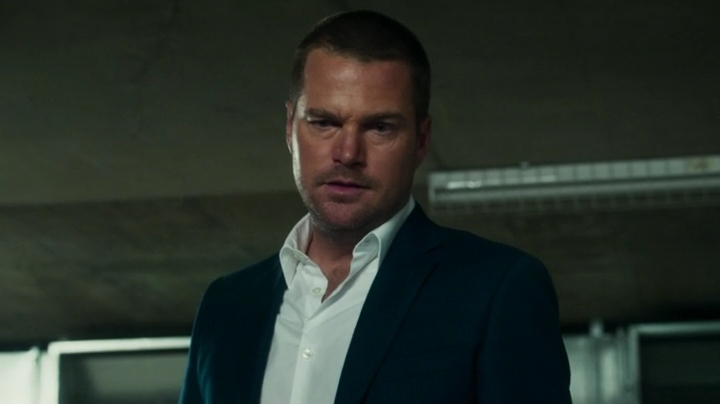 "You can almost ""see"" the thoughts rattling through Callen's head right now."