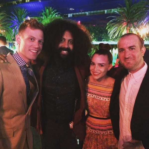 ©ReneeFSMith - Hiiiiiiiii @reggiewatts keep doing what you do please and thank you. w @christophergabriel @barrettfoa