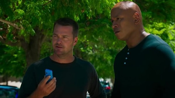 Ncisla magazine ncis los angeles command and control picture