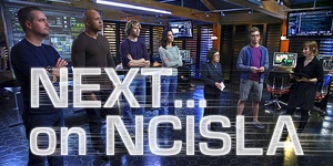 Next on NCISLA