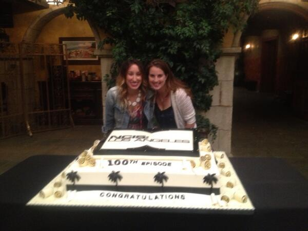 NCISLA 100th Episode Celebration