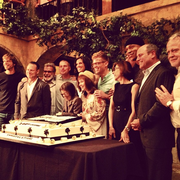 NCISLA 100th Episode Celebration