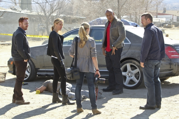 NCIS Los Angeles Promotional Photo Season 4 Episode 19