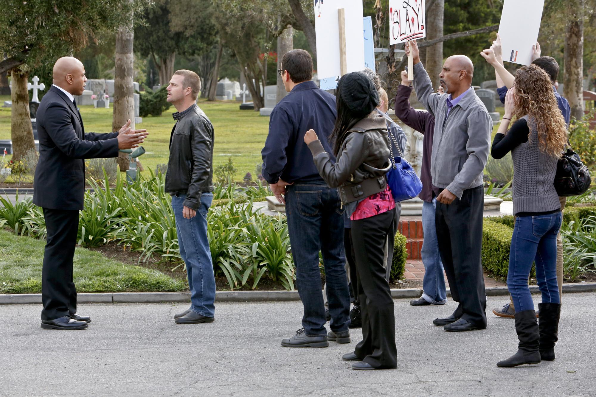 NCIS: LOS ANGELES - Season 4 - Episode 20