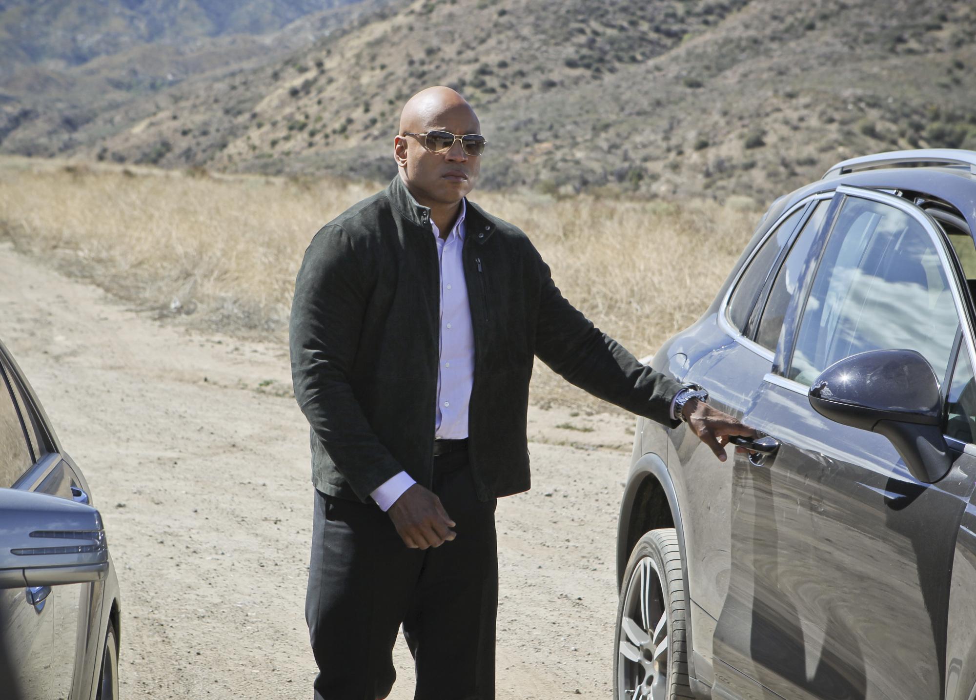 NCIS: LOS ANGELES - Season Four Finale Promo Pic