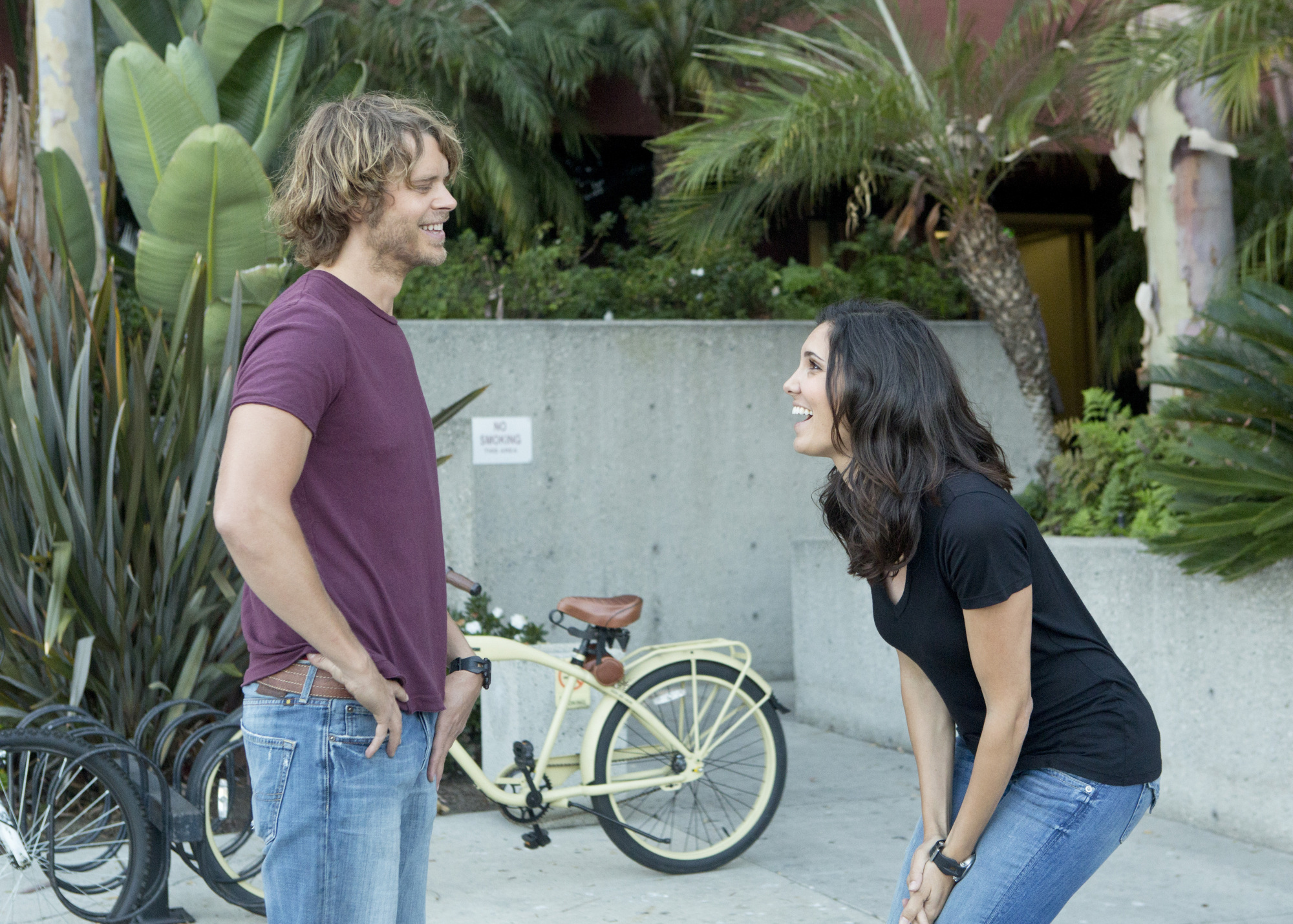 "NCIS Los Angeles Season Five Episode Three ""Omni"" Promo Picture"