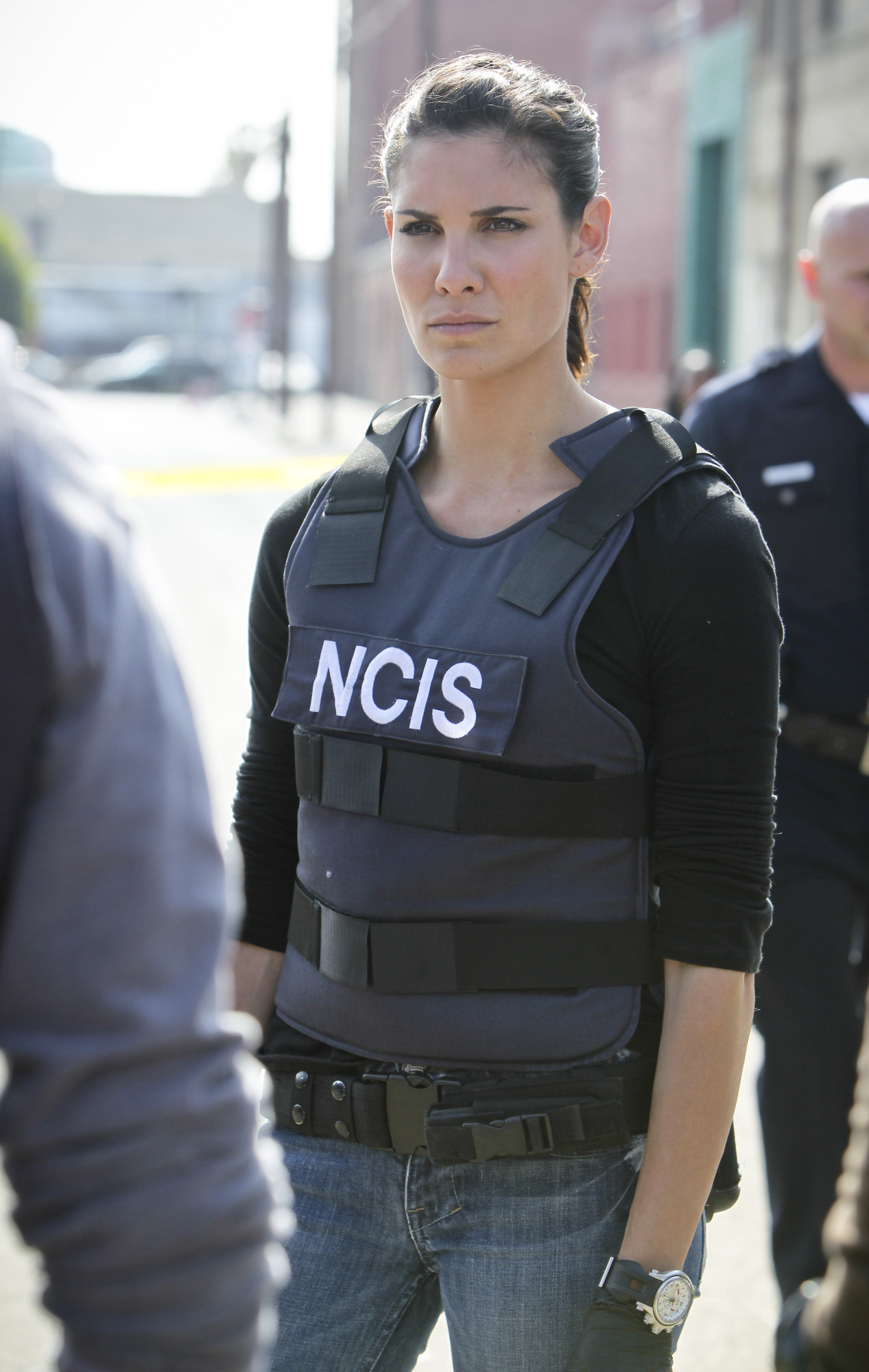 "NCIS Los Angeles Season Five Episode Five ""Unwritten Rule"" Promo Picture"