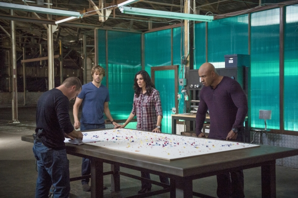 "NCIS Los Angeles: ""Fallout"" Season 5 Episode 8"