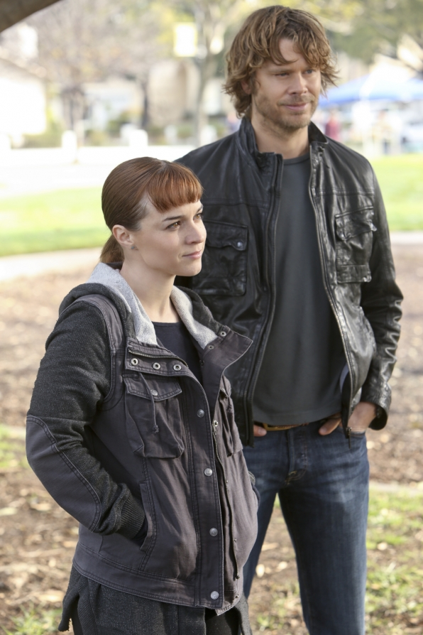 "NCIS Los Angeles ""Windfall"" Promo Pictures"