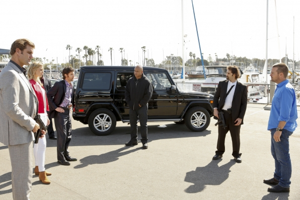 """NCIS Los Angeles """"Three Hearts"""" Promo Picture"""