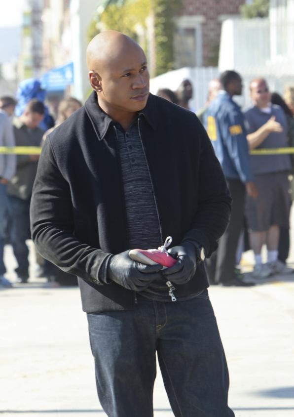 "NCIS Los Angeles ""Exposure"" Promo Picture"