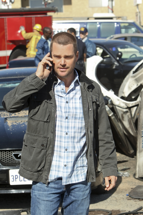 "NCIS Los Angeles ""Exposure"" Promo Picture"