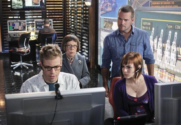 "NCIS Los Angeles Season Five Episode \""Ascension\"""