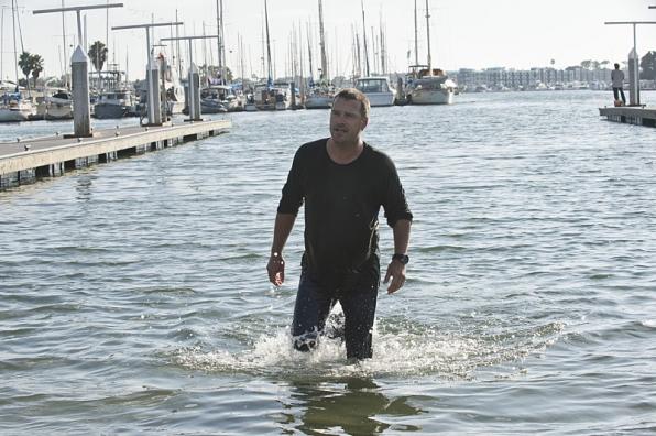 "NCIS Los Angeles ""Praesidium"" Promotional Pictures"