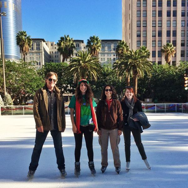 NCIS Los Angeles Ep 'Humbug' BTS Picture