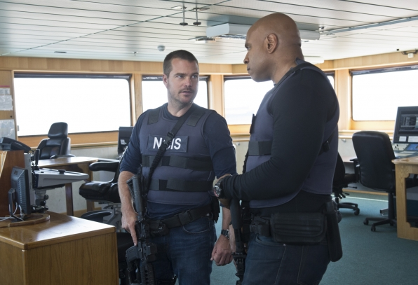 NCIS Los Angeles 'Kolcheck A' Promo Picture