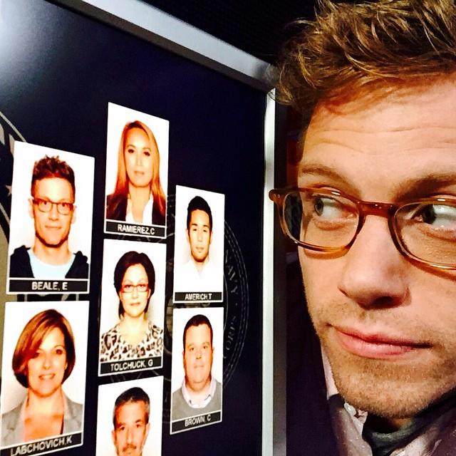 NCISLA Cast Takes Over CBS Instagram
