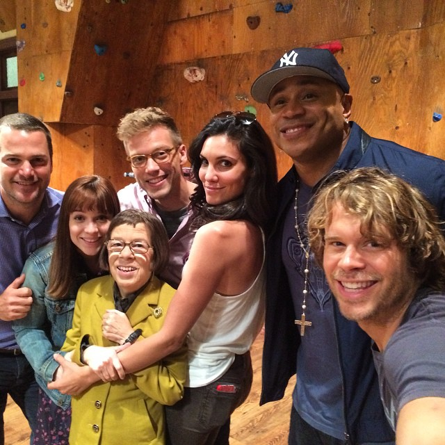 NCISLA Cast Takes Over CBS Instagram