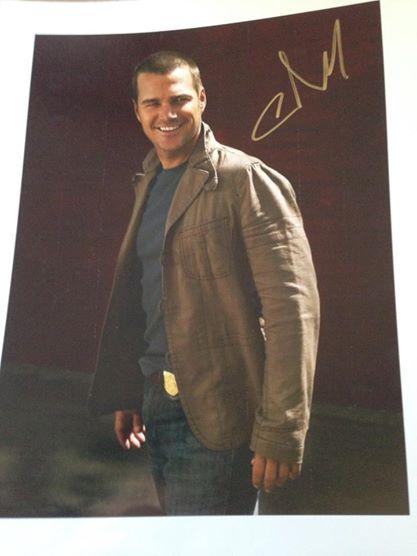 Chris O'Donnell Autograph