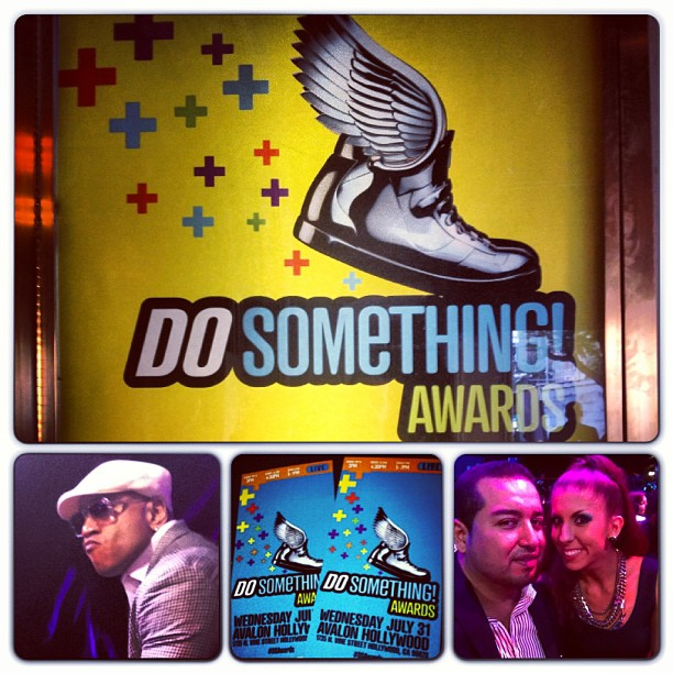 LL Cool J at the Do Something Awards 2013