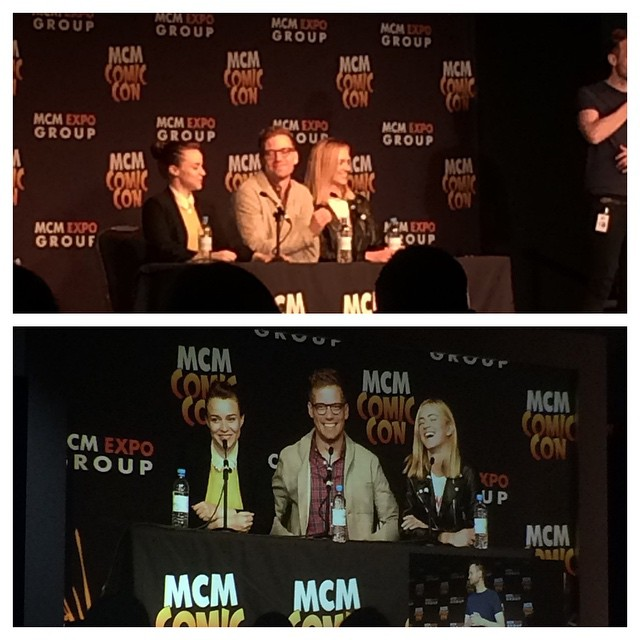 MCM London Comic Con 2015