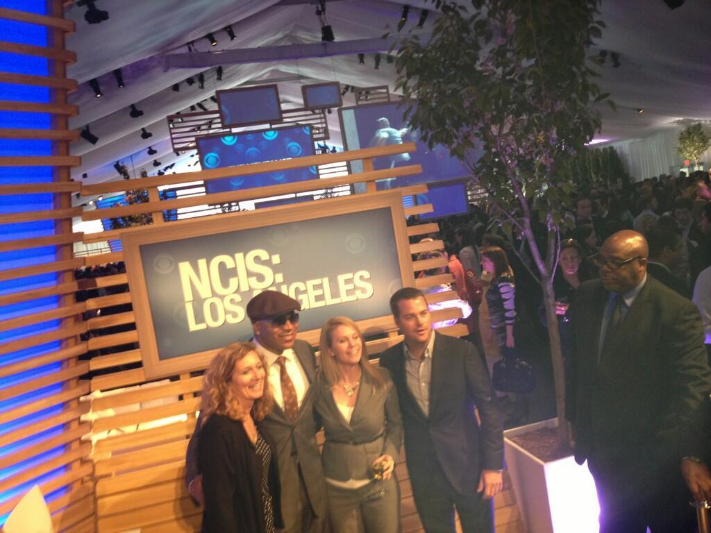 CBS Upfronts 2013